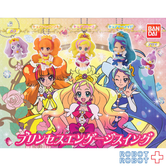 Go! Princess PreCure Princess Engage Swing x5 pcs Set