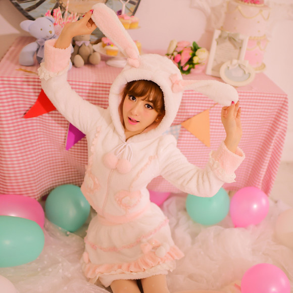 Princess-sweet-lolita-coat-Candy-rain-original-winter-new-warm-Japanese-style-lovely-Cute-hood-fuzzy