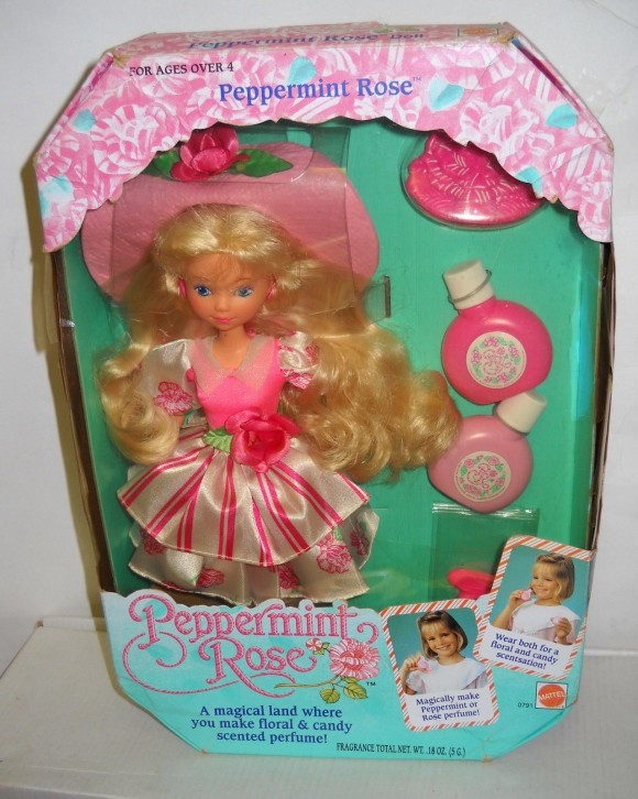 peppermintrosedoll