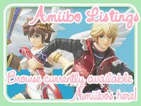 Amiibo Listings
