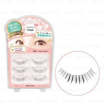gyaru princess alternating volume stripe lashes
