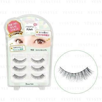 gyaru princess voluminous outer edge lashes