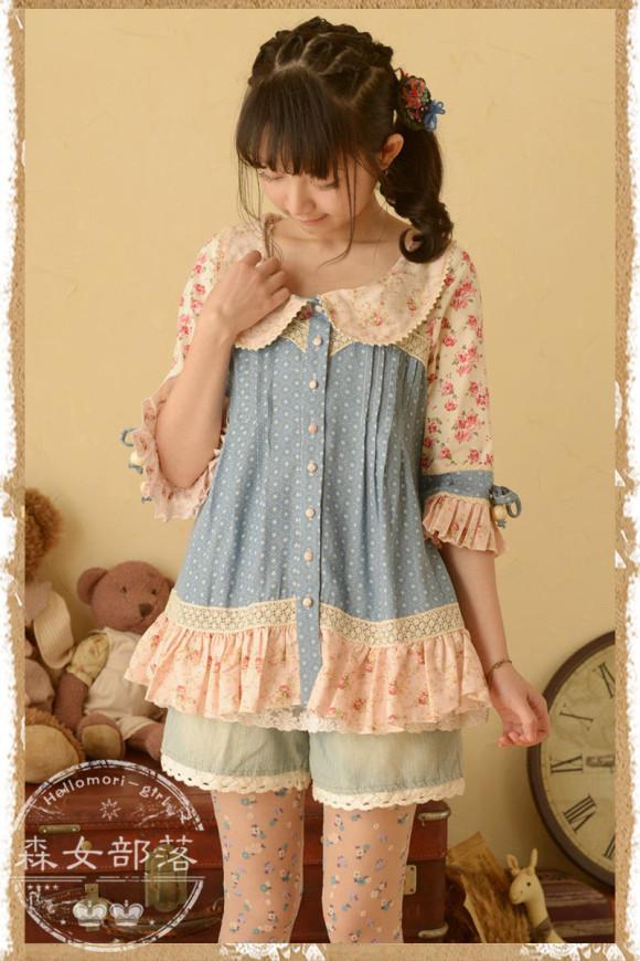 Moriville blouse