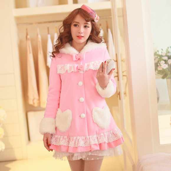 Candy Rain princess coats (1)