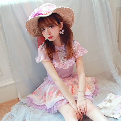 Soft & Lovely Lavender Tops, Skirts, and Dresses for Pretty Princesses (5)