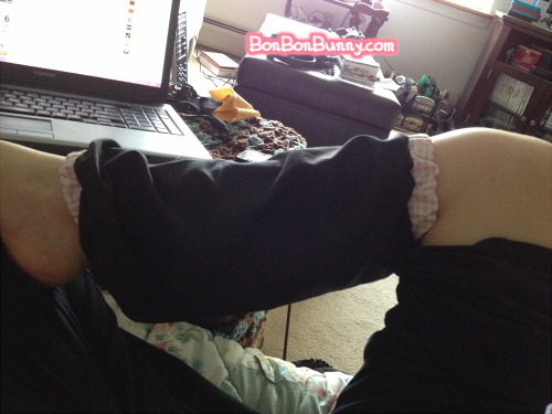 gyaru legwarmers sewing tutorial (17)