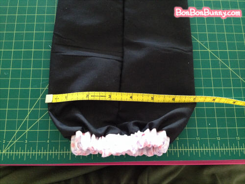 gyaru legwarmers sewing tutorial (20)