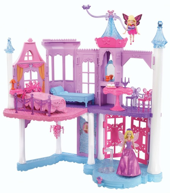 Cute & Pretty Barbie Playsets & Doll Houses (1)