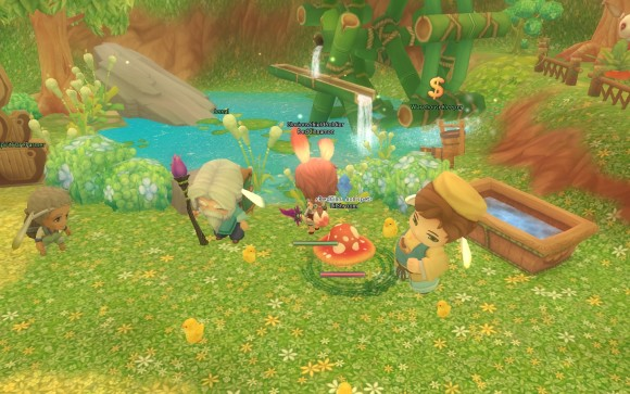 cute bunny mmo spirit tales (11)