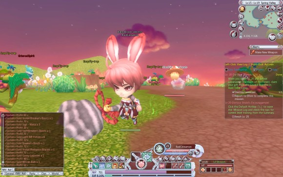 cute bunny mmo spirit tales (41)