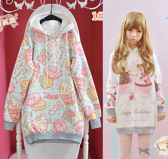 Cute & Comfy Sweaters, Jackets, and Hoodies for Cute Gals ...