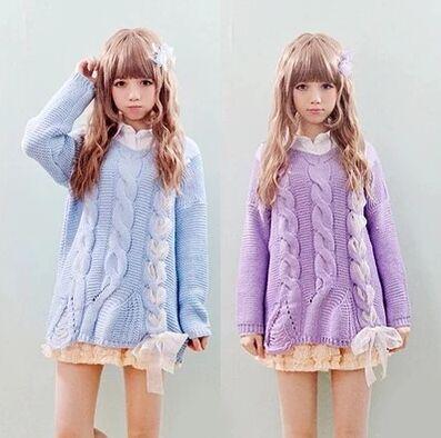 kawaii cozy seifuku style (3)