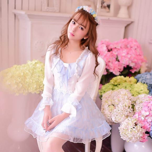 pastel princess autumn dresses (2)