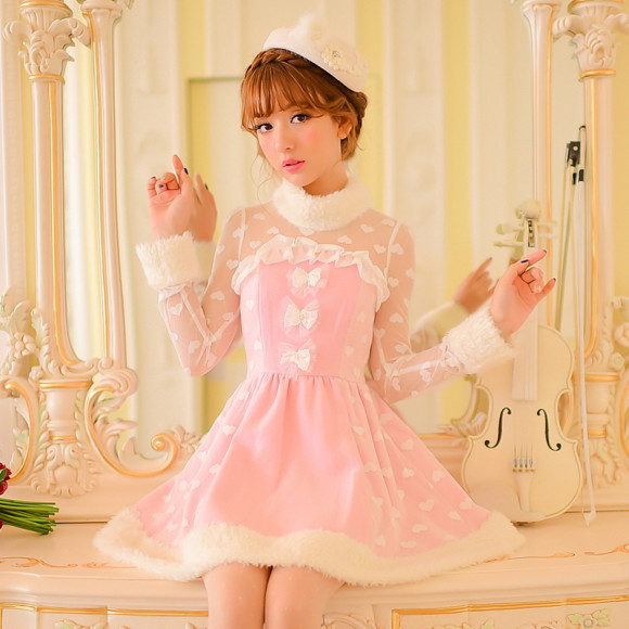 pastel princess autumn dresses (3)