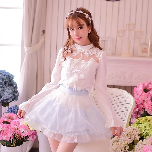 pastel princess autumn dresses (4)