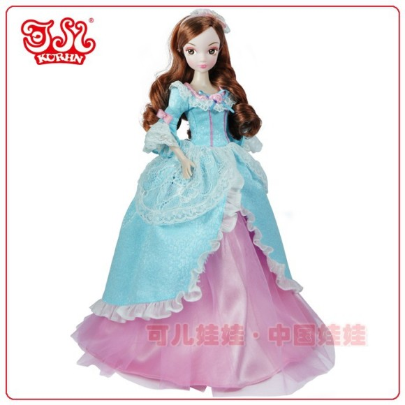 Beautiful Princess Kurhn Dolls (1)