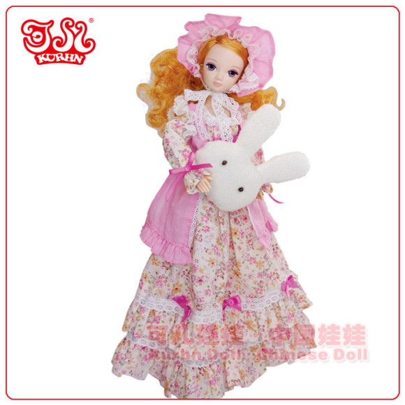 Beautiful Princess Kurhn Dolls (2)