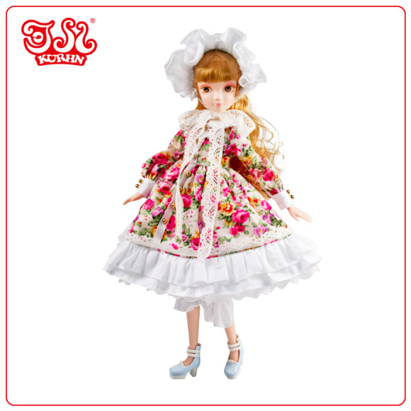 Beautiful Princess Kurhn Dolls (3)