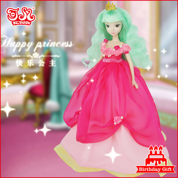 Beautiful Princess Kurhn Dolls (5)
