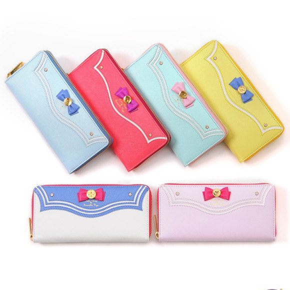 Cute Magical Girl Anime Clothes & PursesWallets (1)