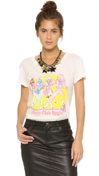 Jem & The Holograms Designer Collection Retro T-Shirts (1)