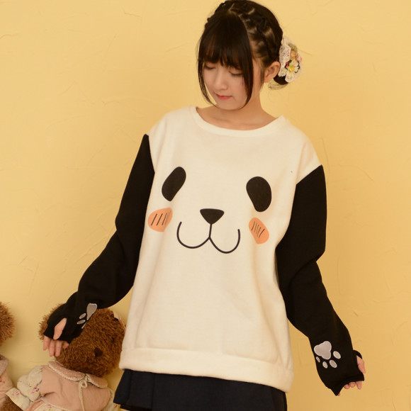 Kawaii Mori Girl and Casual Jackets for Autumn and Winter (3)