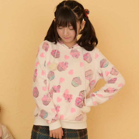 Kawaii Mori Girl and Casual Jackets for Autumn and Winter (5)