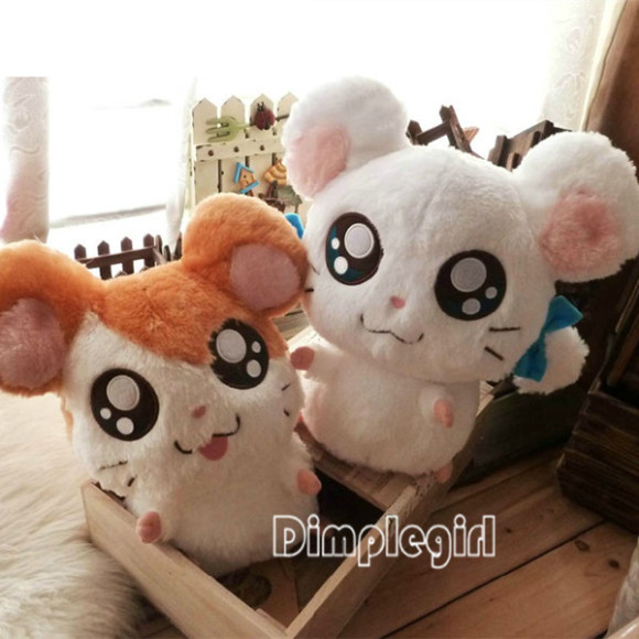 Kawaii Soft Chouchou Plushies and Accessories (2)