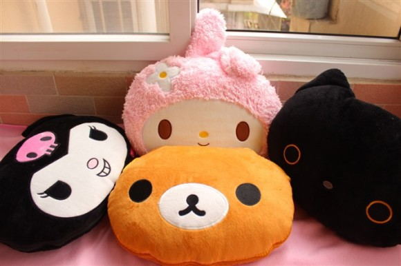 Kawaii Soft Chouchou Plushies and Accessories (5)