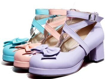 Simply Sweet Casual Lolita Shoes (3)