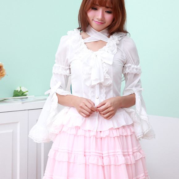 Soft and Lovely Lolita Blouses on Aliexpress (2)
