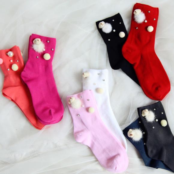 cool funky 3d embellished socks (3)