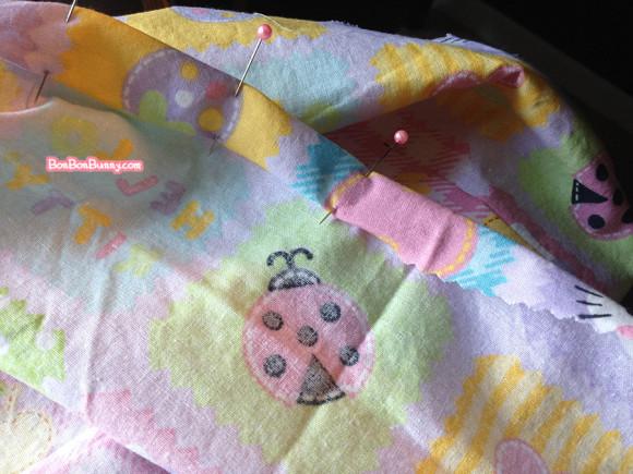 hello kitty fairy kei skirt sewing tutorial (16)