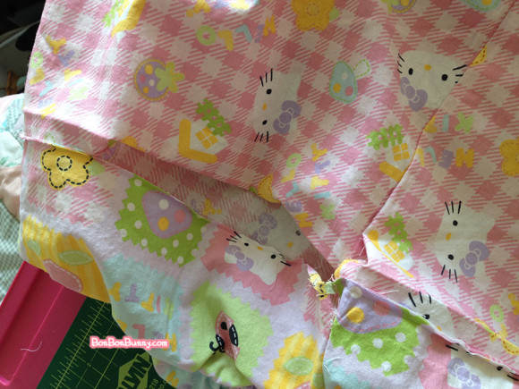 hello kitty fairy kei skirt sewing tutorial (19)