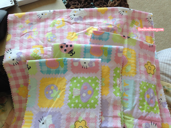 hello kitty fairy kei skirt sewing tutorial (4)