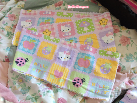 hello kitty fairy kei skirt sewing tutorial (5)