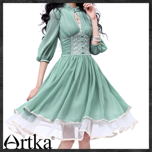 Become an Earthy Autumn Witch with Artka Fashion (2)