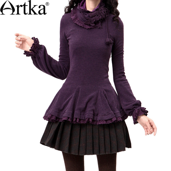 Become an Earthy Autumn Witch with Artka Fashion (3)