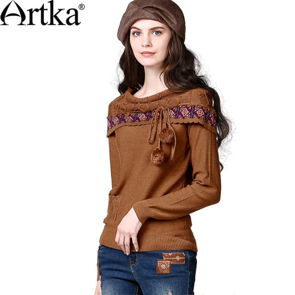 Become an Earthy Autumn Witch with Artka Fashion (5)