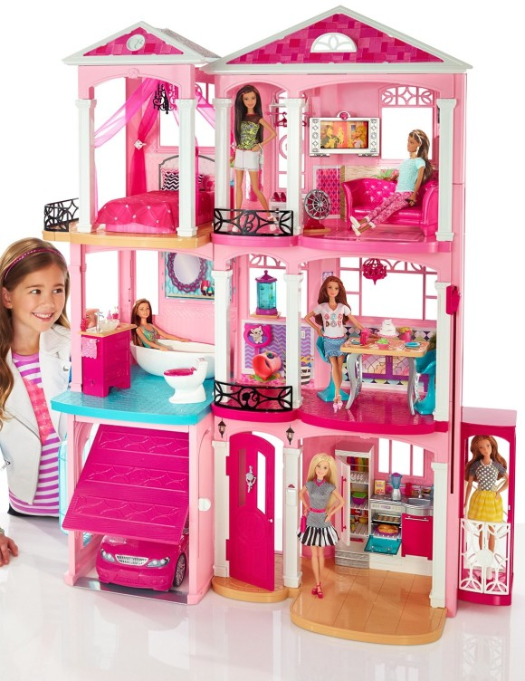 Most Popular Barbie Dolls & Playsets This Holiday Season 2015 (5)