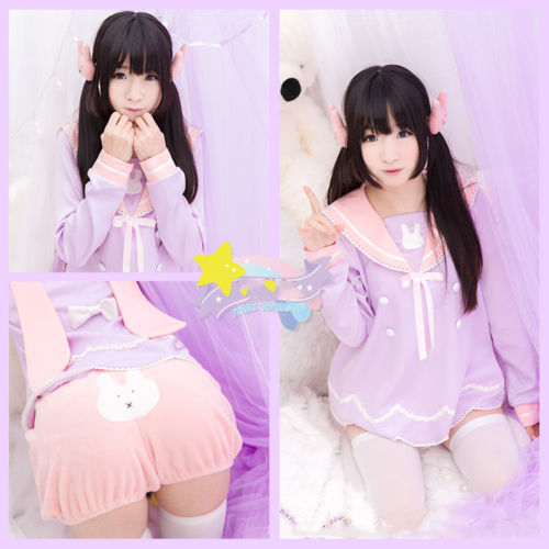 Pink and Lavender Clothing for Kawaii Pastel Style Sweetness! (1)