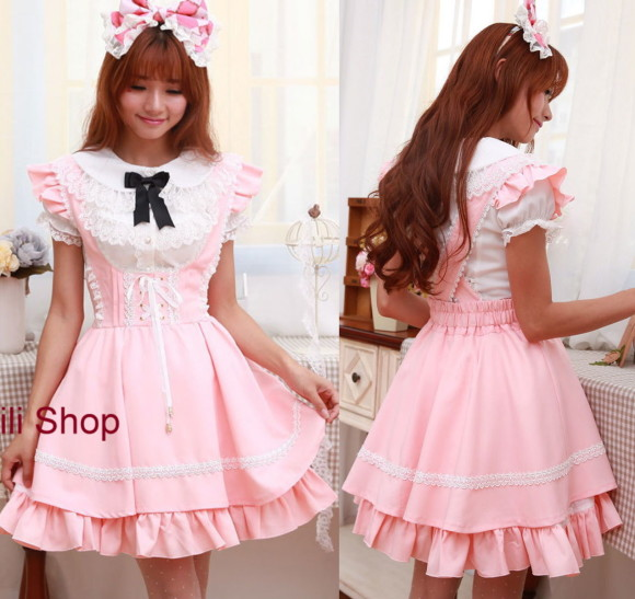 Pink and Lavender Clothing for Kawaii Pastel Style Sweetness! (3)