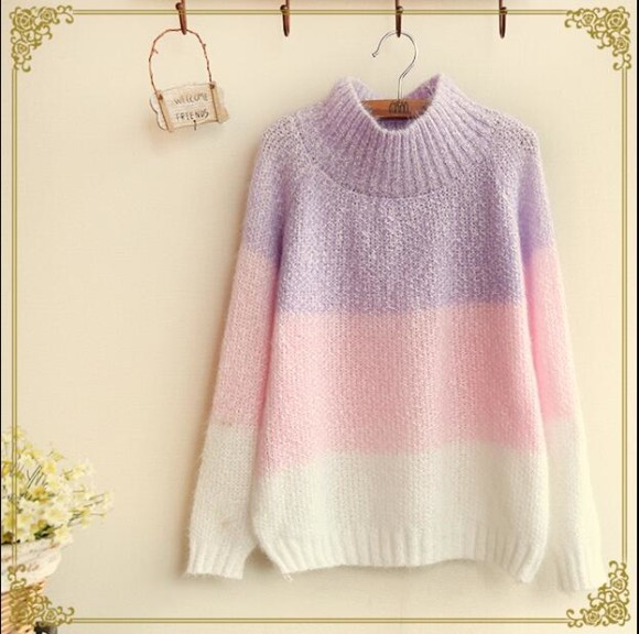 Pink and Lavender Clothing for Kawaii Pastel Style Sweetness! (4)