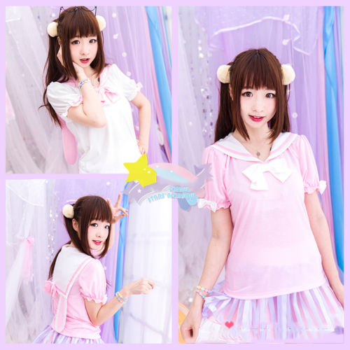Pink and Lavender Clothing for Kawaii Pastel Style Sweetness! (5)