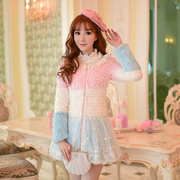 Pretty Pink Sweaters for Princesses! (5)