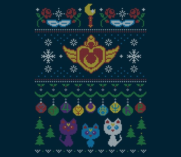 Ugly Christmas Sweaters... Cute Geek Edition (1)
