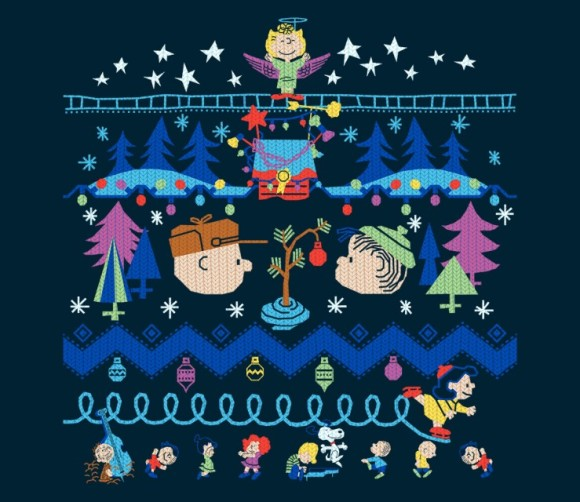 Ugly Christmas Sweaters... Cute Geek Edition (2)