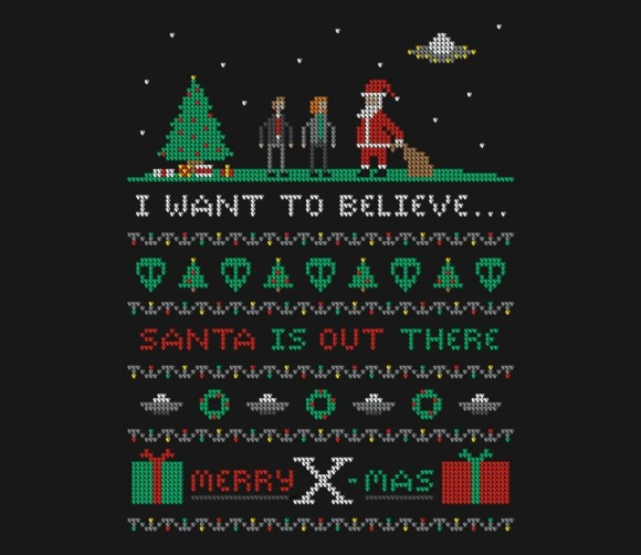 Ugly Christmas Sweaters... Cute Geek Edition (3)
