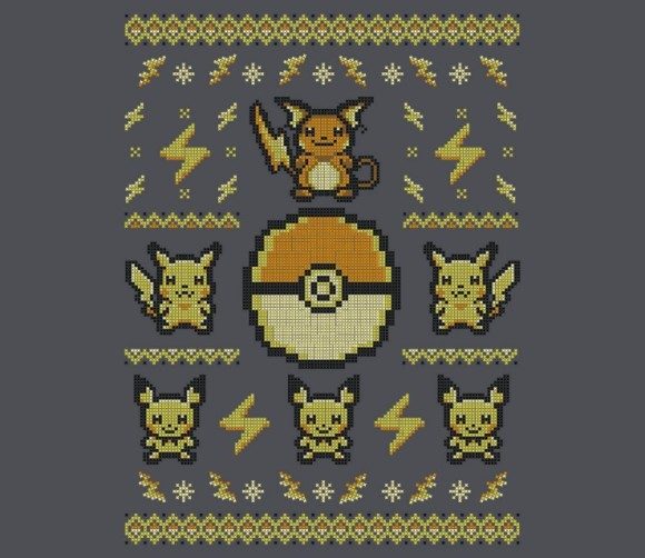 Ugly Christmas Sweaters... Cute Geek Edition (4)