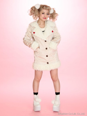 Cute Cozy Swankiss Clothes for Larme Princesses! (1)